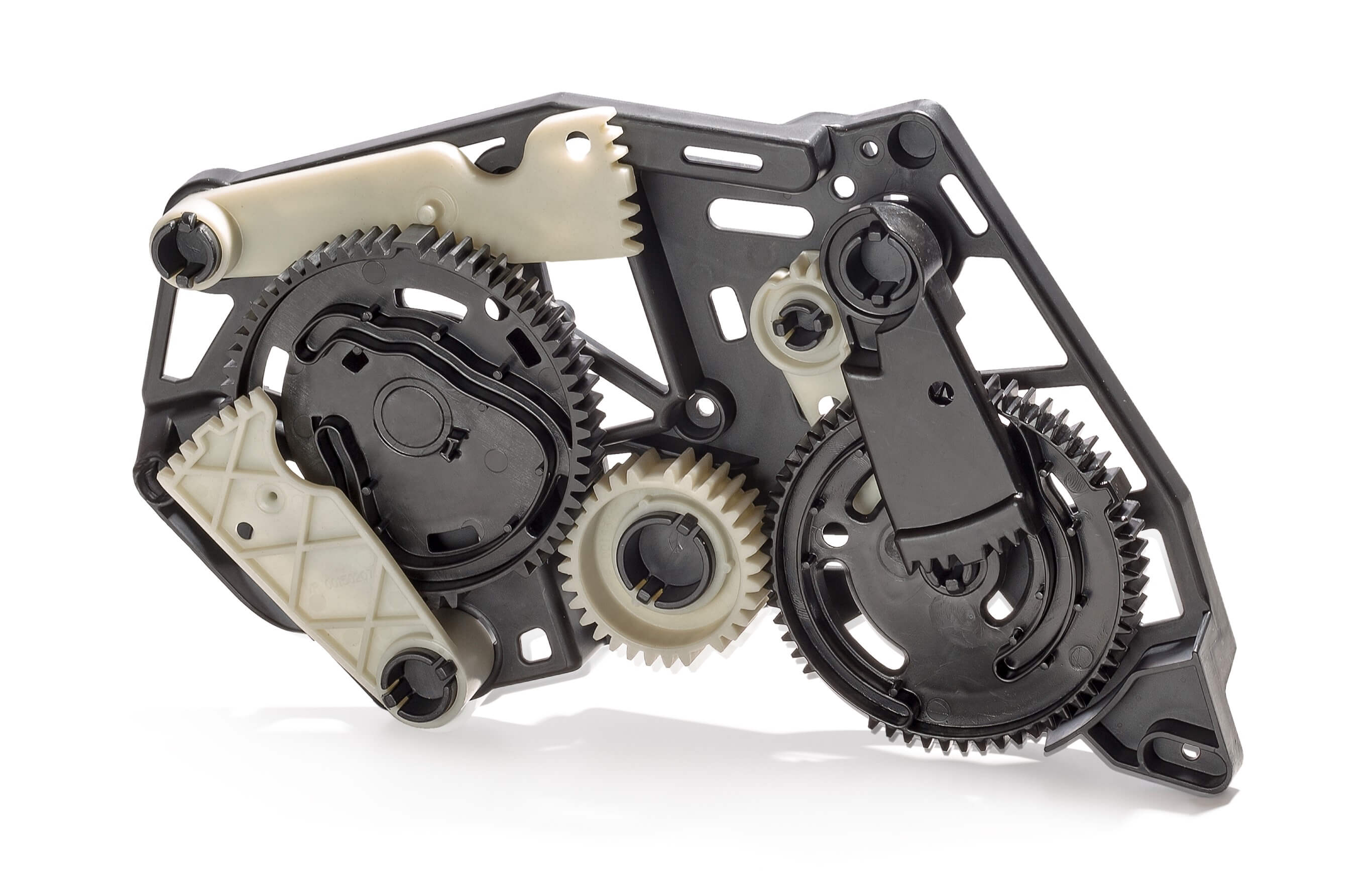 Plastic Injection Molding Services - Gear Assembly